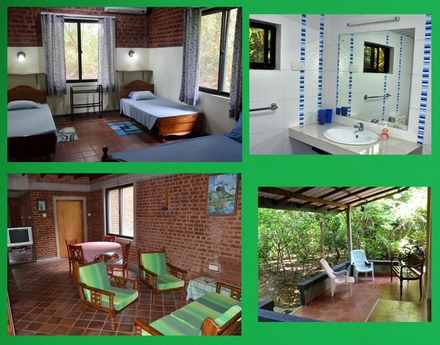 Hanuman House with Family Bedroom & WiFi hotspot