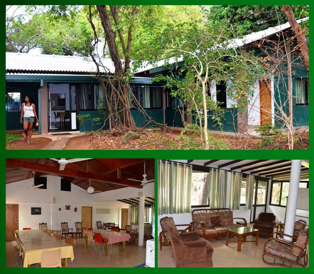 Primate Center Lodge